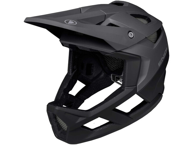 Endura MT500 Casco Full Face, black